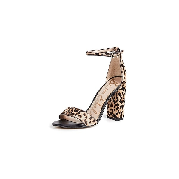 086aaf678e9 Shop Sam Edelman Women's Yaro Heeled Sandal - Free Shipping Today ...