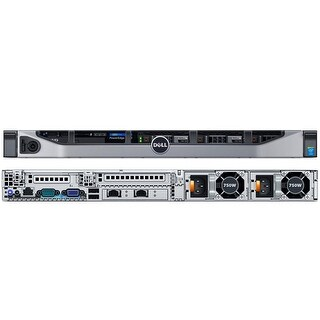 Manufacturer Refurbished - Dell PowerEdge R630 Rack Server Xeon E5-2640 v3 2.6GHz 8GB DDR4 120GB SSD No OS