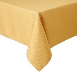 Link to Town & Country Living McKenna Fabric Tablecloth Similar Items in Table Linens & Decor