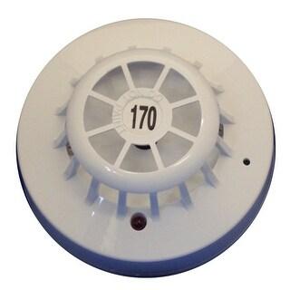 Xintex 170 F Heat Detection Engine Room W/ Base-Hard Wired - AP65-HD170-02-TB-R