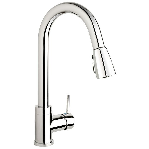 Belanger URB78CCP Pull-Down Single Handle Kitchen Faucet, Polished Chrome. Opens flyout.