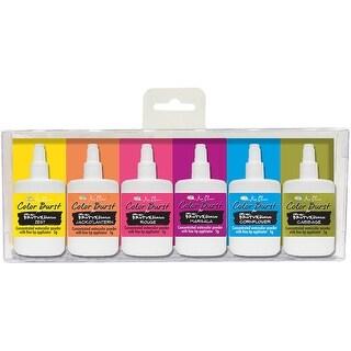 Ken Oliver Color Burst Inspired By Brutus Monroe 6/Pkg-Essentials
