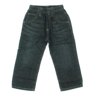 Charlie Rocket Toddler Cotton Straight Leg Jeans - 2T