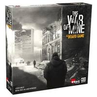 Galakta GALTWM01 This War of Mine Board Games