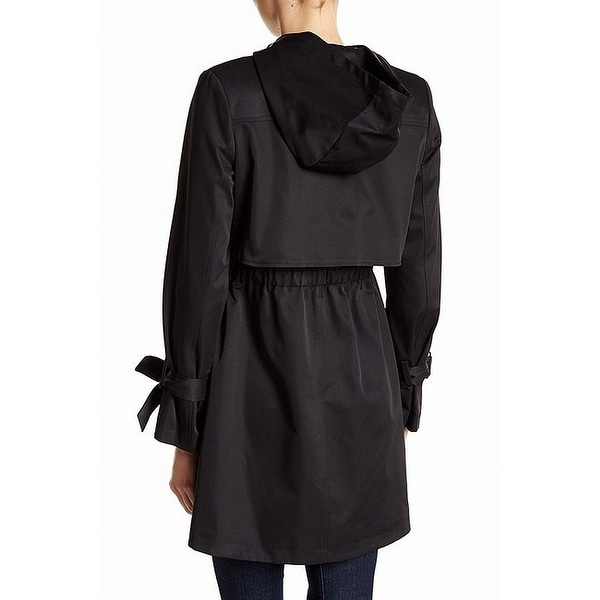 French Connection Womens Tulip Hem Coat
