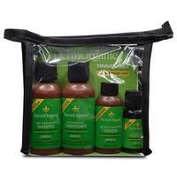 DermOrganic Argan Oil Hair Care Travel Set 9 Oz