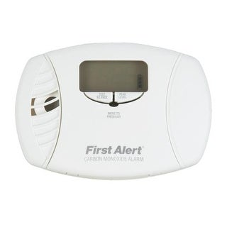 First Alert/Jarden 120V/Bat Dig Co Detector 1039746 Unit: EACH