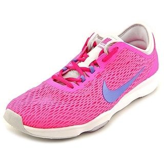 Nike Zoom Fit Round Toe Synthetic Sneakers