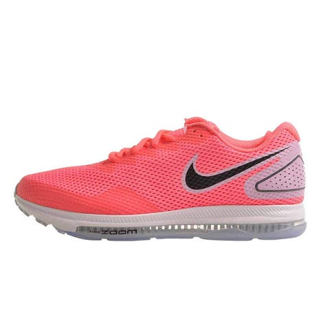 Nike Womens Zoom All Out Low 2 Cotton Low Top Lace Up Running Sneaker