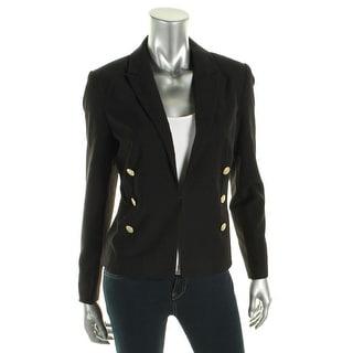 Vero Moda Womens Dana Blazer Button Detail Long Sleeve - l