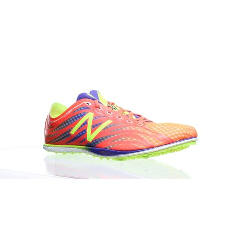 separation shoes 4ed27 6de3a New Balance Womens Wld50000 Orange Purple Track Shoes Size 10