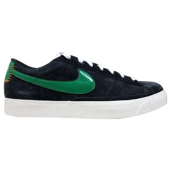 save off 2c6f7 7ae5a Nike Blazer Low Anthracite Pine Green-White-Varsity Purple 315876-031 Men