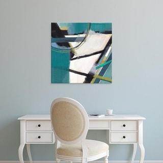 Easy Art Prints Alison Jerry's 'Deconstruction' Premium Canvas Art