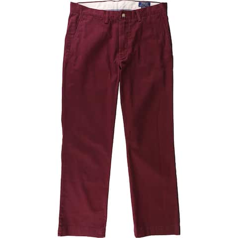 Ralph Lauren Mens Classic Bedford Casual Chino Pants