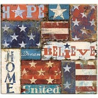 "American Patch Post Bound Scrapbook 12""X12""-"