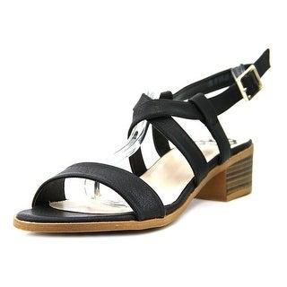 Fergalicious Nina Slingbacks Open-Toe Synthetic Slingback Sandal