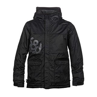 686 Boy's Elevate Insulated Jacket - Black
