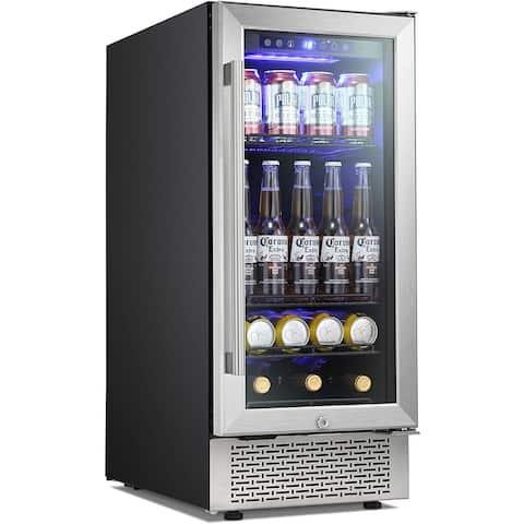 15 Inch Beverage Refrigerator - 15 Inch