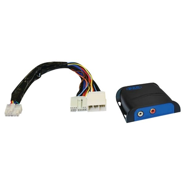 Pac Aai-Hd3 14-Pin Satellite Or Cd Changer Auxiliary Input For Select Honda(R)/Acura(R) 2003-2012