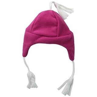 Flap Happy Trapper Hat Fleece Infant Girls
