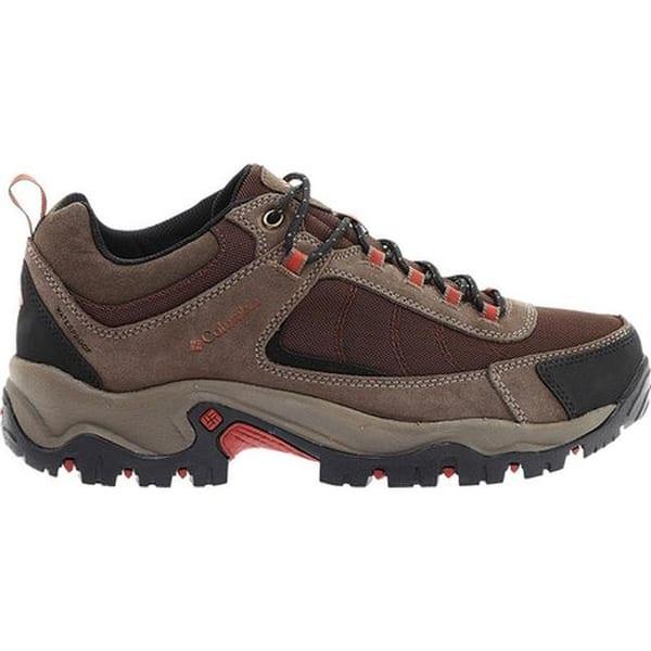 e52dcdd3d6e Shop Columbia Men's Granite Ridge Waterproof Hiking Shoe Cordovan ...