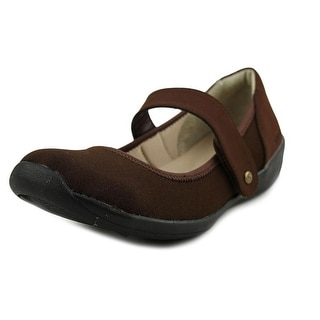 Stretchies Margaret II Round Toe Synthetic Mary Janes