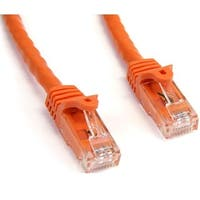 Startech - N6patch100or 100Ft Cat6 Orange Gigabit Rj45nutp Patch Cord
