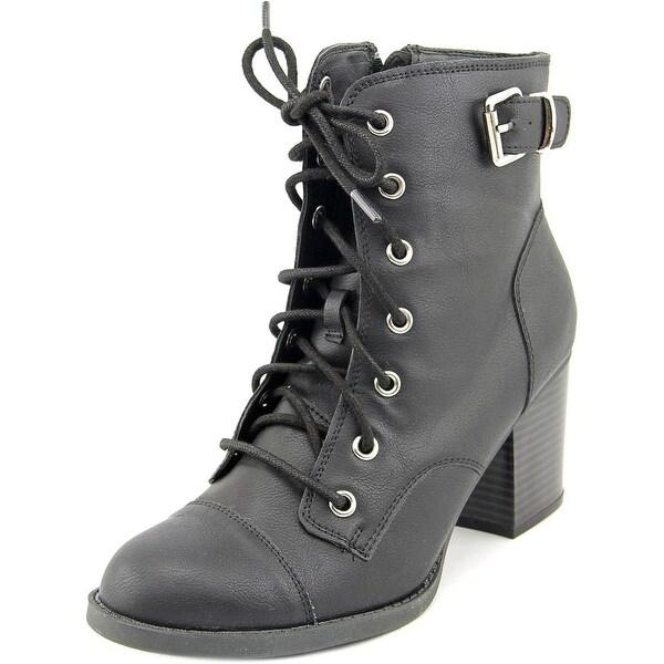Rampage Justina Women Black Boots