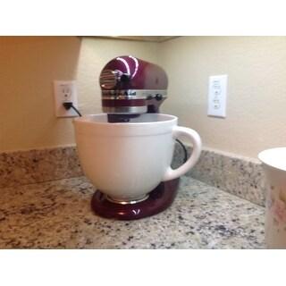 Kitchenaid Rrk150bx Bordeaux 5 Quart Tilt Head Stand Mixer