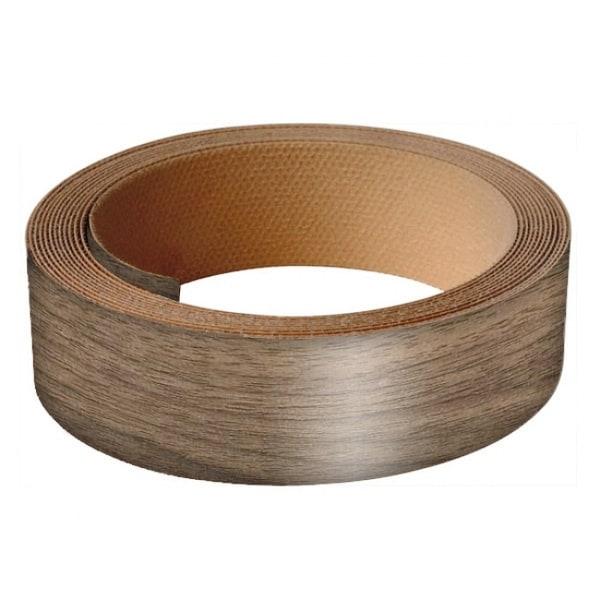 Band It 78820 Pre Glued Iron On Wood Veneer Edgebanding 7 8 X 8 Walnut