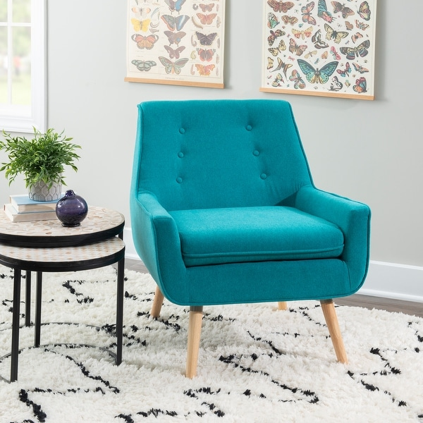 Arlo Bright Blue Chair. Opens flyout.