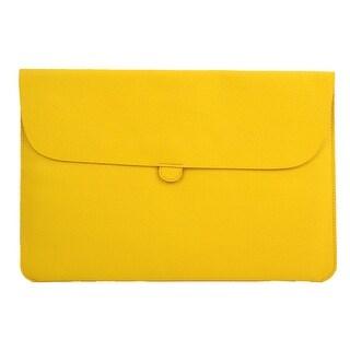 13.3 Shockproof Notebook Laptop Sleeve Bag for Macbook Yellow