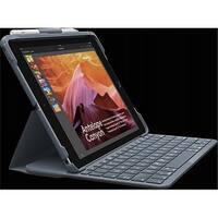 Logitech  Slim Folio Case for iPad 5th & 6th Generation - Black