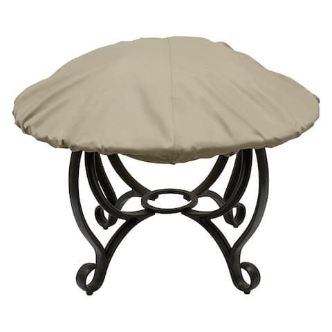 Dmc fire pit cover up to 44