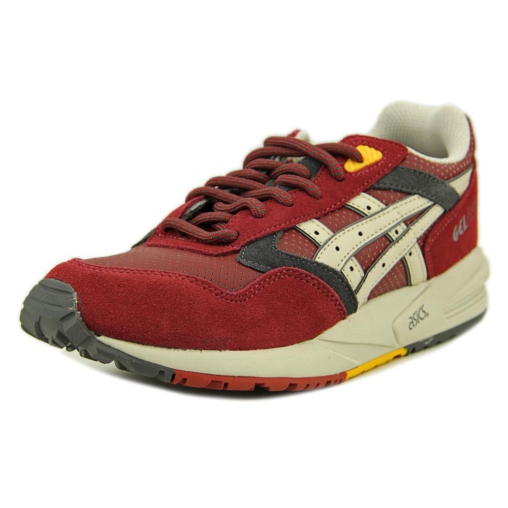 Asics Gel Saga Men Round Toe Suede Walking Shoe