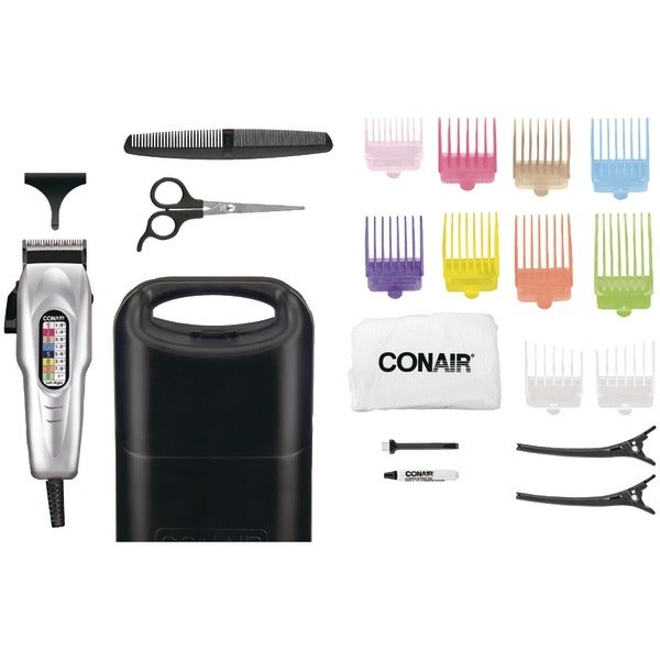 Conair Hc408 18-Piece Number Cut Haircut Kit
