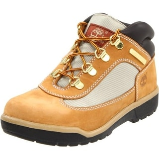 Timberland Boys Casual Boots Leather
