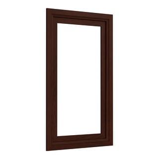 Kohler K-99662-15  Damask Wood Frame for K-99000 and K-99001 Verdera Medicine Cabinets