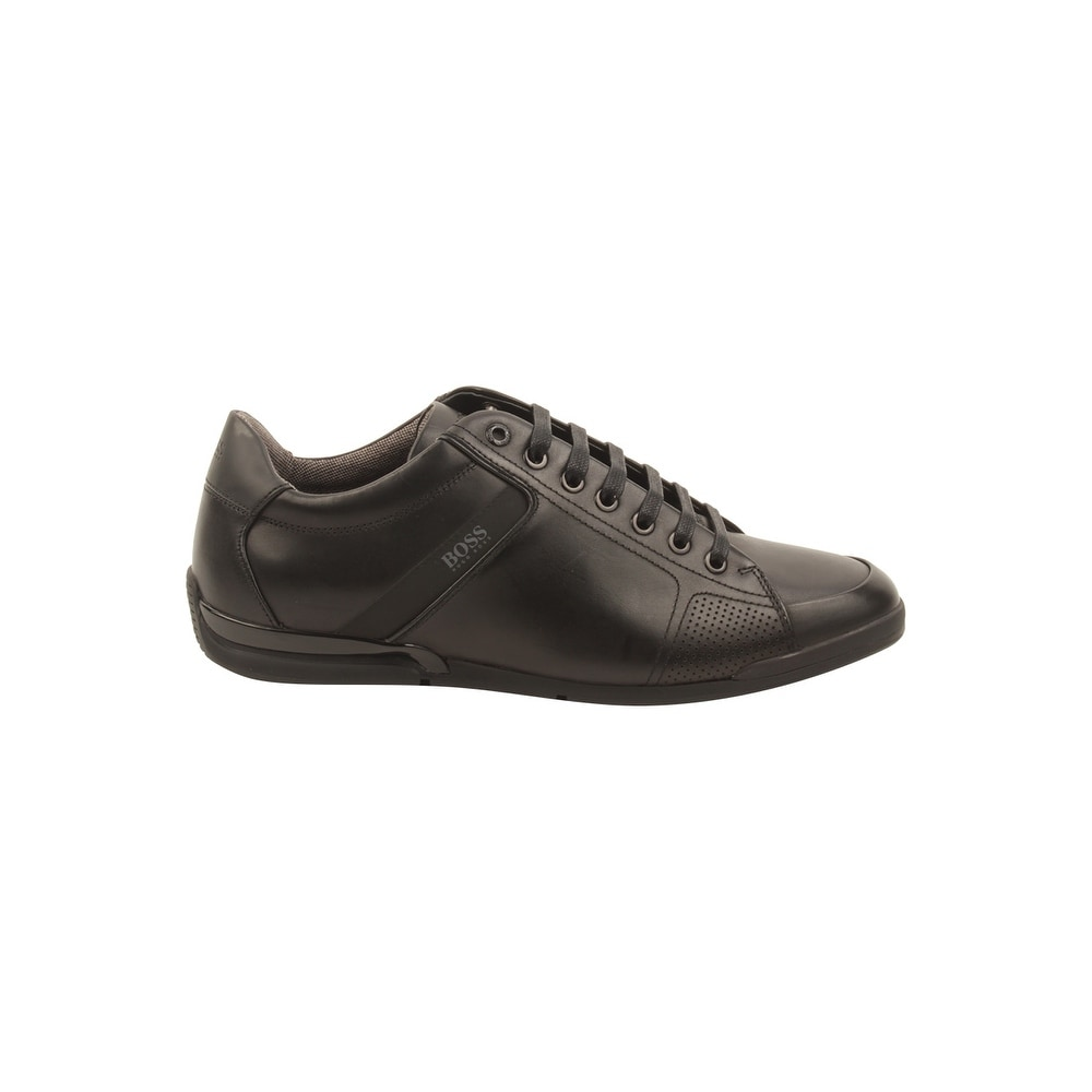 823a9fbfb0 Shop Hugo Boss Saturn Lowp Lux4 Sneaker - Free Shipping Today - Overstock -  25862041