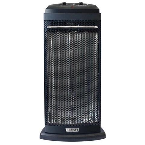 King Electric PHTR-9 1200 Watt Portable Radiant Tower Heater