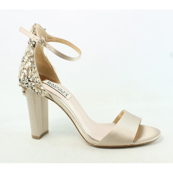 41f705558fe Shop Badgley Mischka Womens Seina Nude Ankle Strap Heels Size 7 - Free  Shipping On Orders Over  45 - Overstock - 27700305