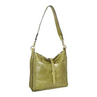 Nino Bossi Women S Gilda Shoulder Bag Avocado Us One Size
