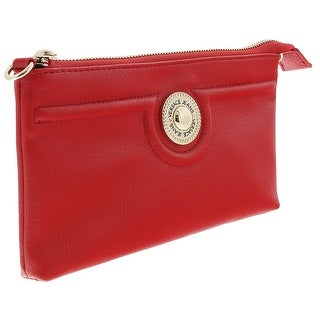 Versace EE3VRBPL3 Red Wallet on Chain - 9-5-1