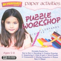 Paper Activities: Puzzle Workshop for Windows and Mac