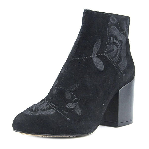French Connection Dilyla Black Boots