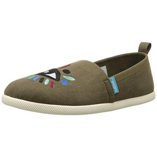 Native Girls Venice Embroidered Loafers - 2 medium (b,m)
