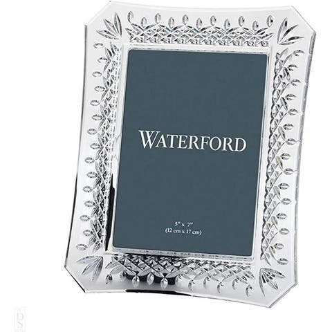 """Waterford Crystal Lismore 5x7"""" Picture Frame - One Size"""