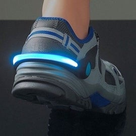 LED Glow Shoe Clip For Running/Cycling (2-Pack)
