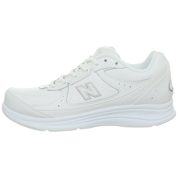 New Balance Womens WW577 Low Top Lace Up Walking Shoes