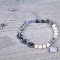 Mad Style Black  Fiji Bracelet